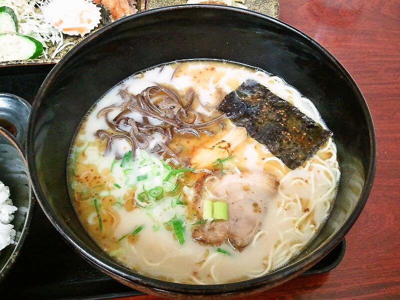 【移転】大将軍|熊本県熊本市|ラーメン定食