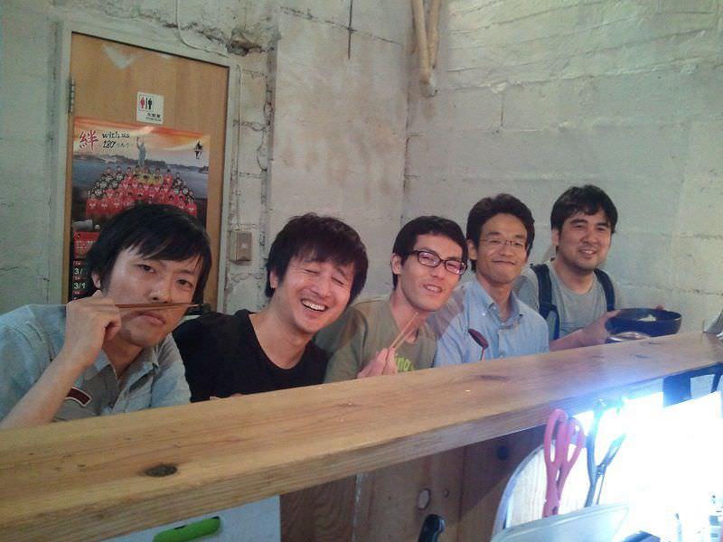亜和麺_記念写真