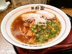 升家_醤油ラーメン