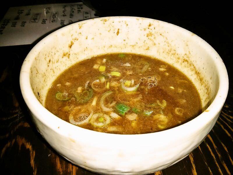 魚雷_スープ割り