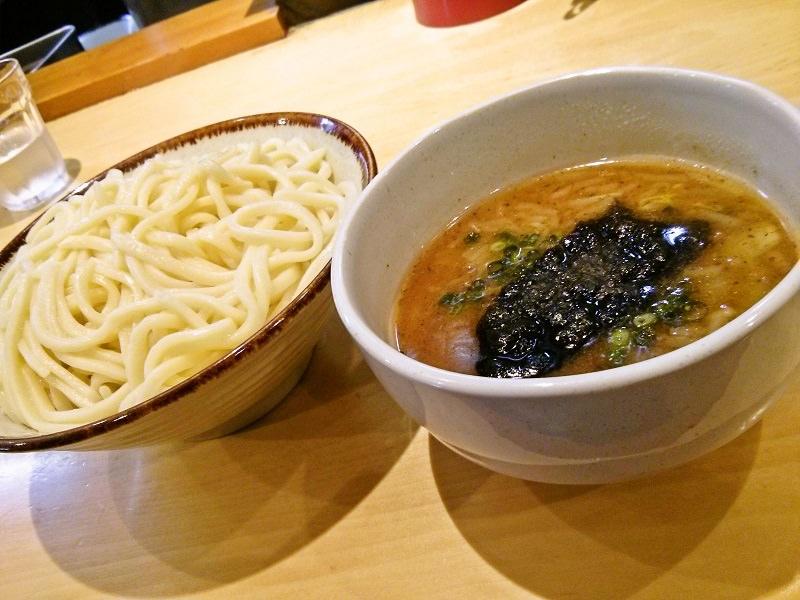 麺歩バガボンド_つけ麺熱盛り