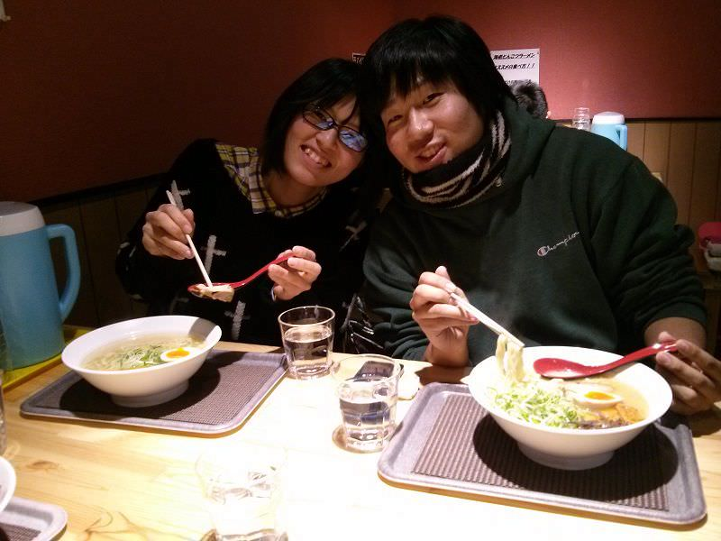 麺屋まるげん_記念写真1