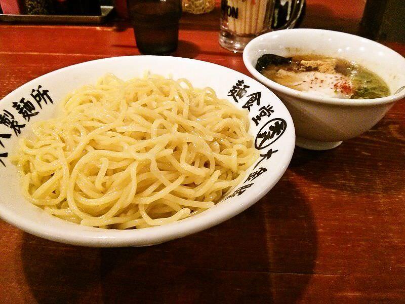 大金豚_つけ麺