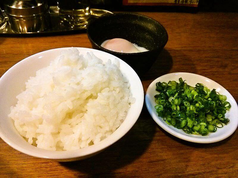 辛辛麺_ご飯セット