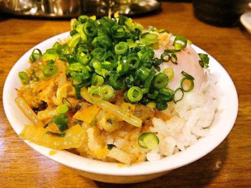 辛辛麺_雑炊1