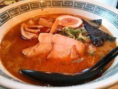 拉麺劉_醤油豚骨ラーメン