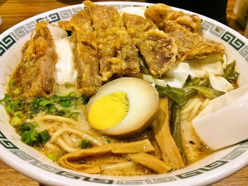 桂花ラーメン本店_五香肉麺