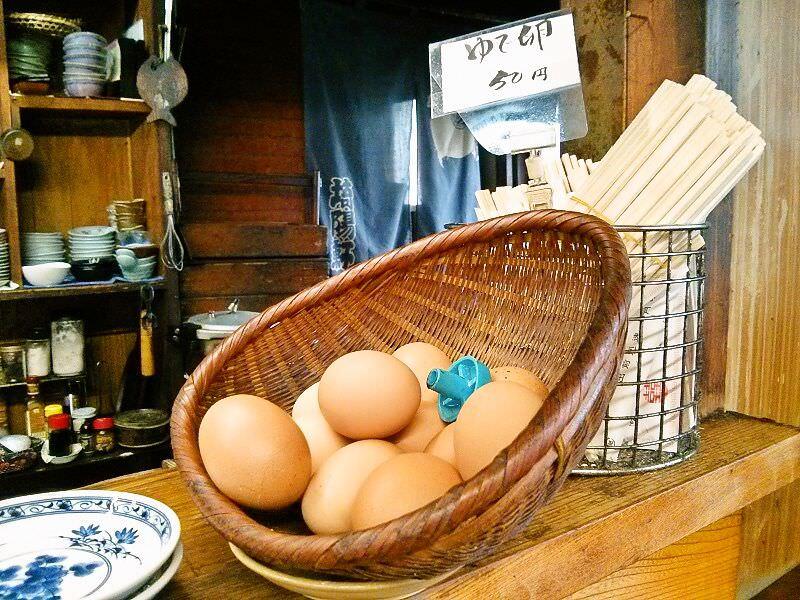 崎陽軒_ゆで卵