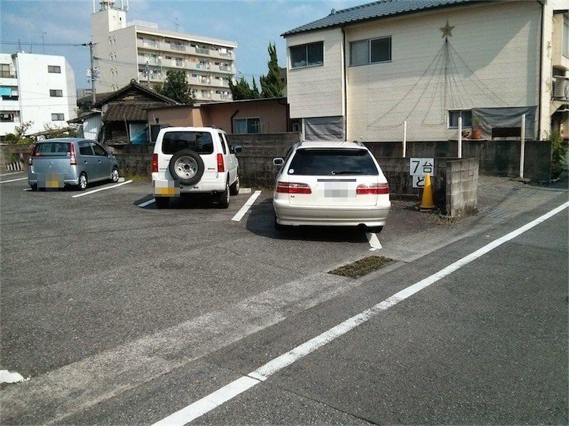 呑龍 駐車場2