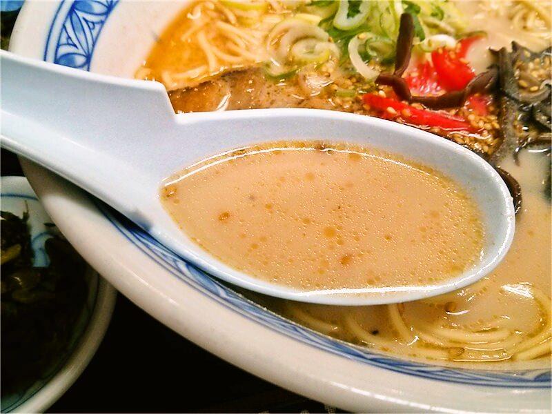 火の国屋 スープ