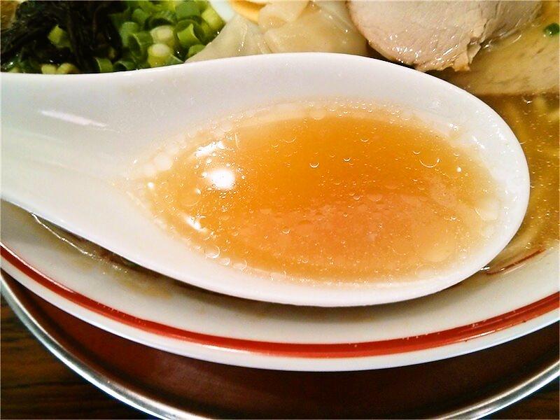 呑龍 スープ