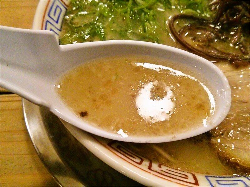 博多だるま スープ