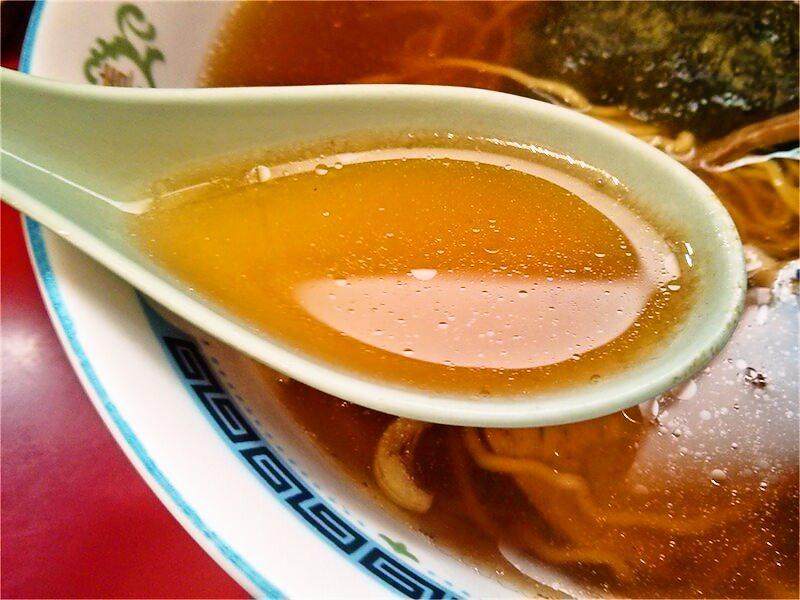 伊峡 スープ