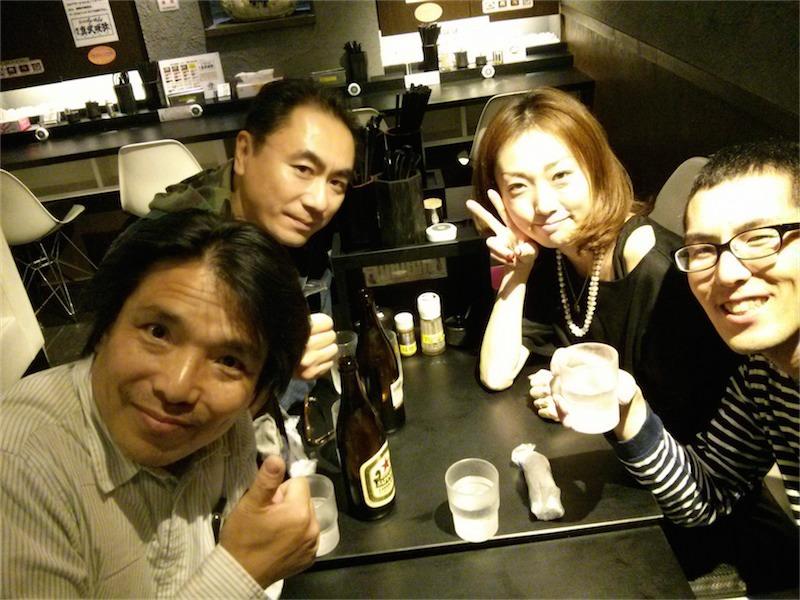 真武咲弥 渋谷店 ラーメンマン達1