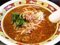 馬賊浅草本店-担担麺