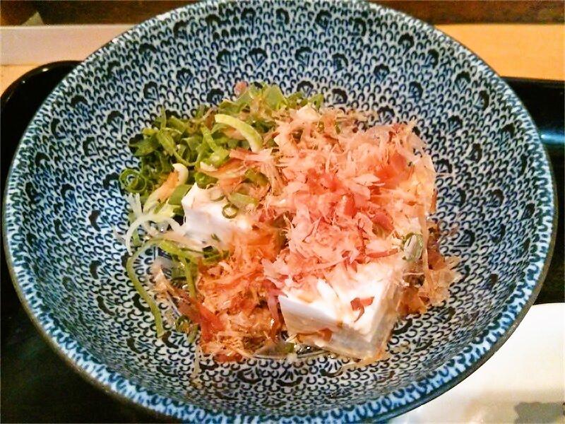 葦善 豆腐