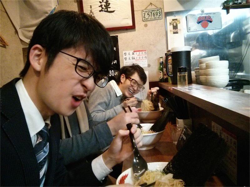 博多麺屋 ラーメンマン1