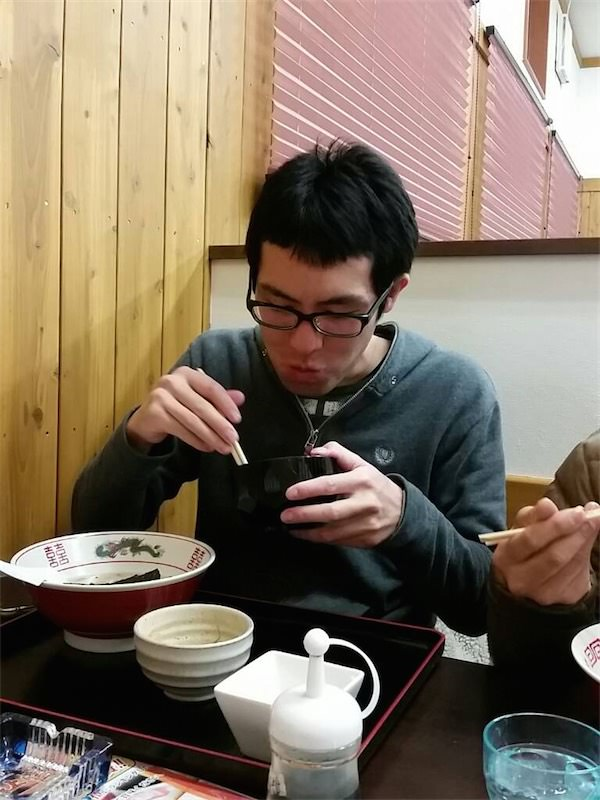 ラーメン小龍 記念写真2
