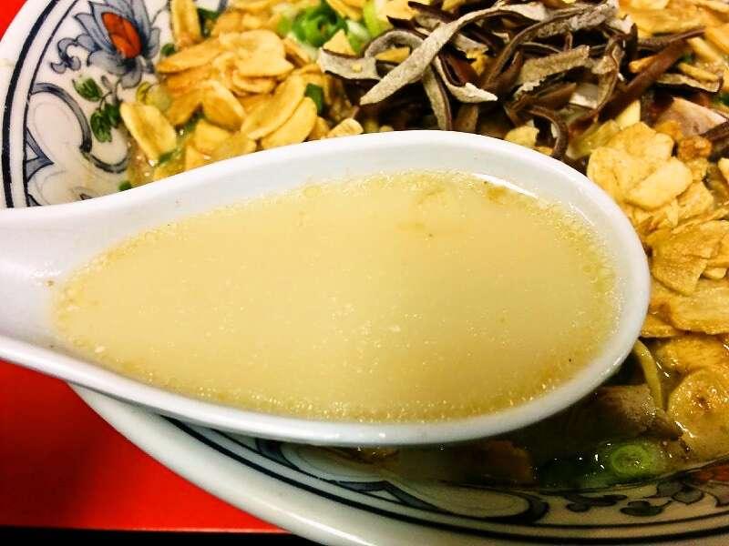 裕 スープ