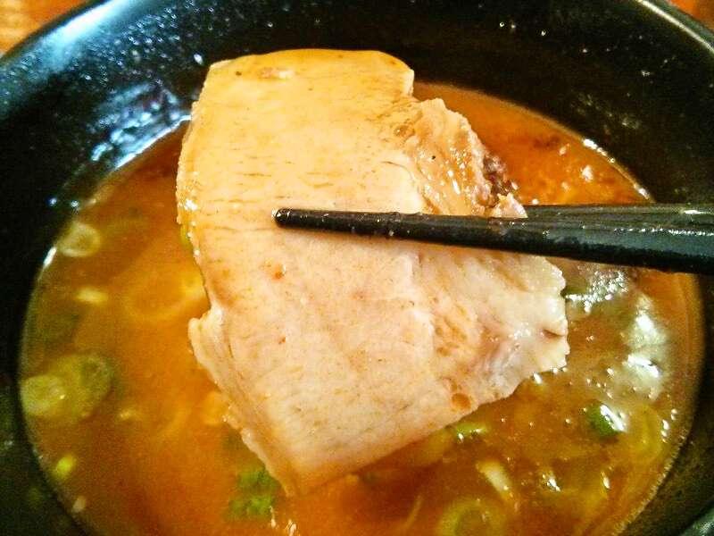 麺や 樂笑 チャーシュー豚