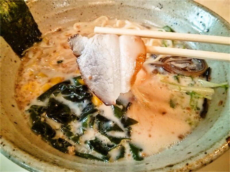 香味拉麺 チャーシュー