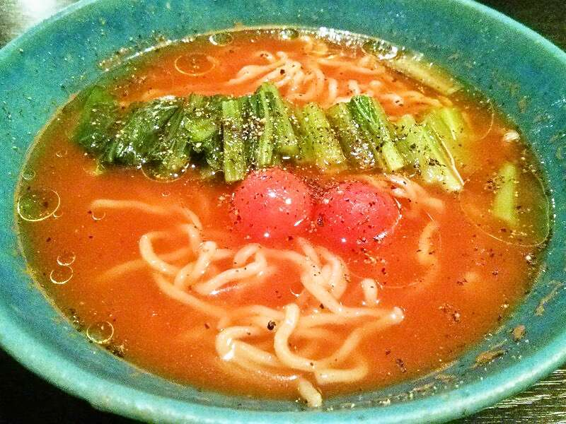1 5gakuya トマトラーメン