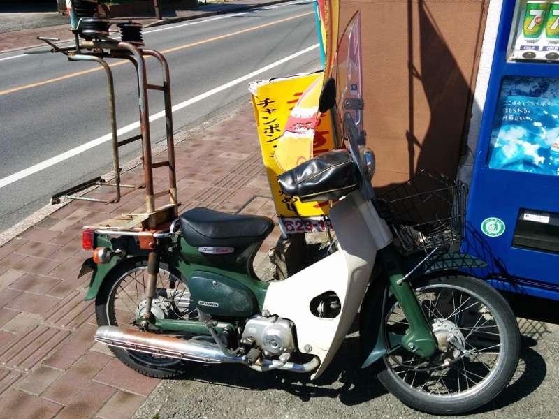 えびすラーメン バイク