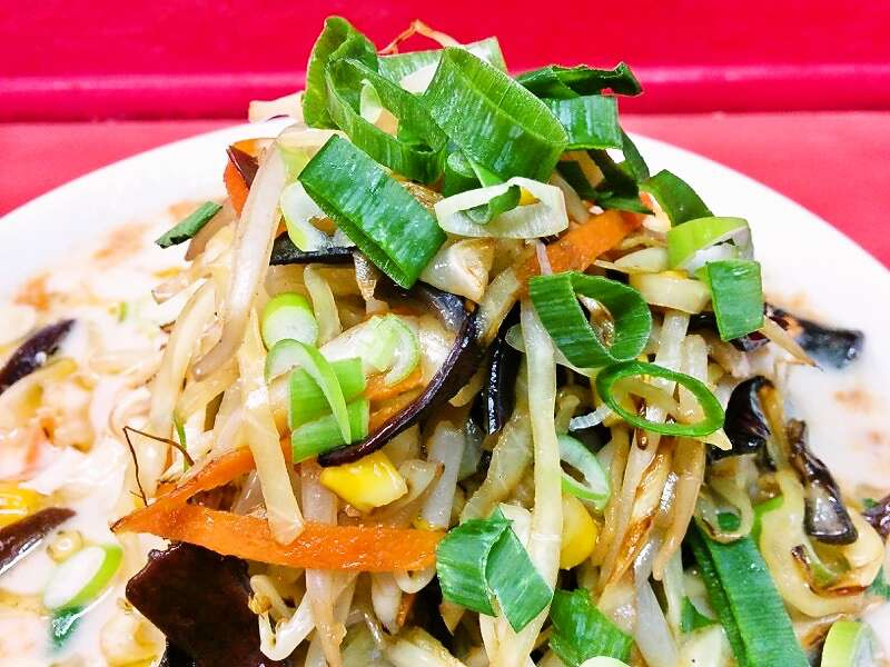 王ちゃんラーメン 野菜