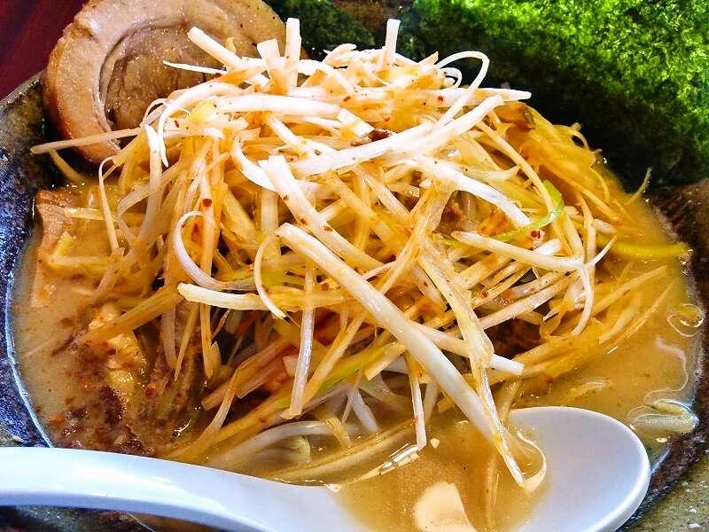 西川商店 合わせ味噌辛ネギ肉らー麺