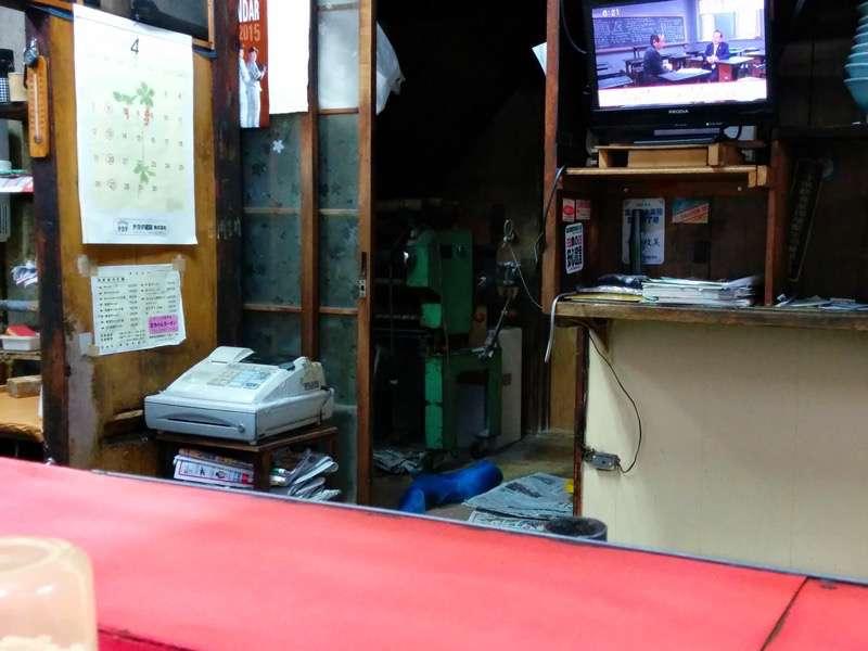 王ちゃんラーメン 製麺機