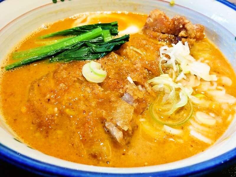 八角麺たんたんの里 排骨八角麺