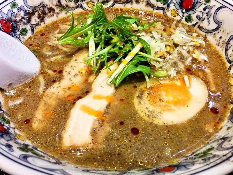にぼらや酒場通り店 タンタン麺