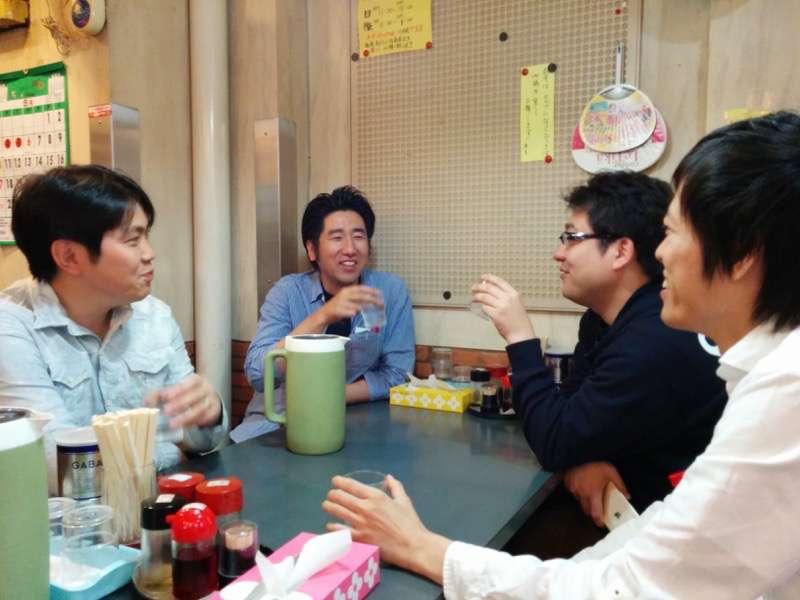 龍虎西銀座店 ラーメンマン3