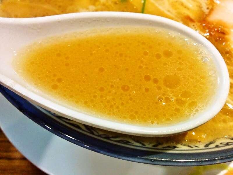 元祖赤のれん スープ