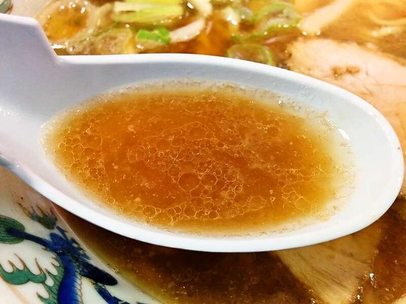 らーめんや天金4条店 スープ