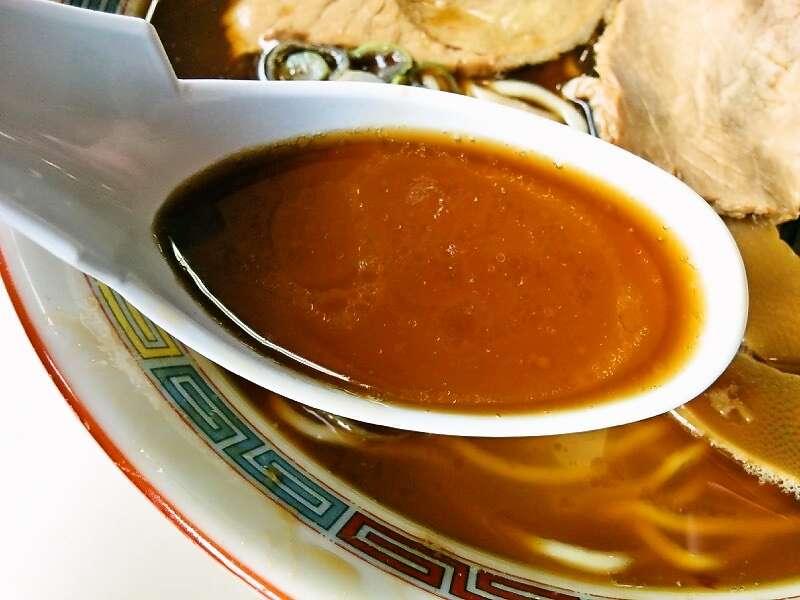 蜂屋本店 スープ