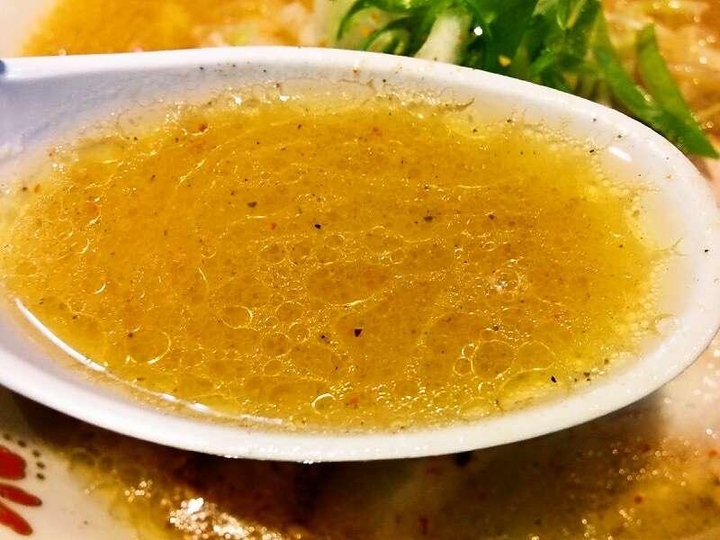 狼スープ スープ