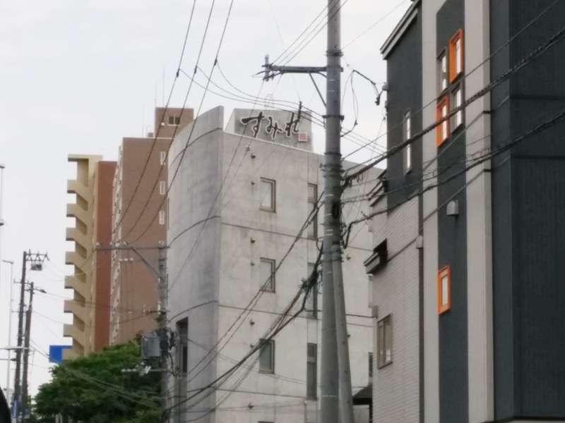 すみれ札幌本店 看板