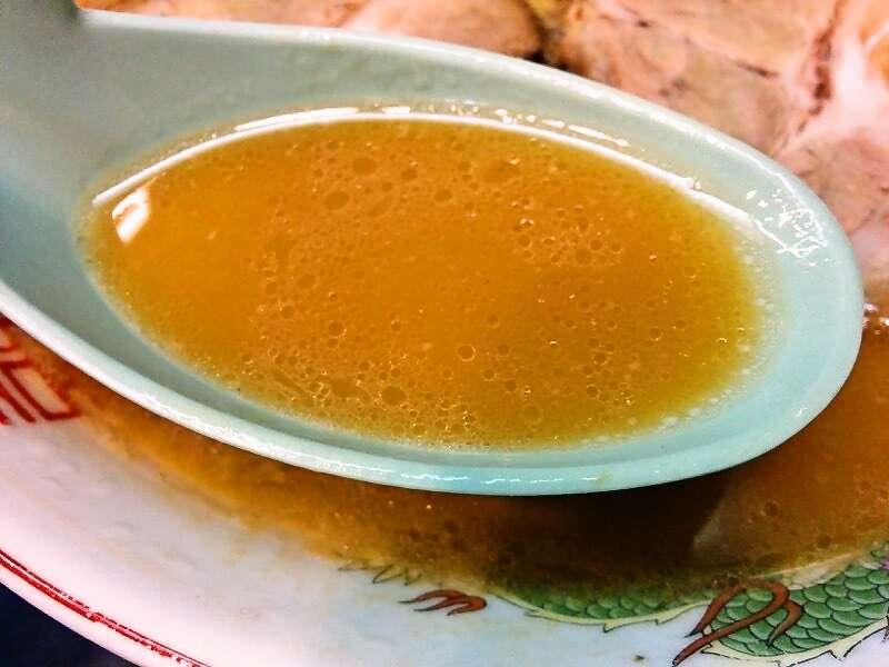 加藤ラーメン スープ
