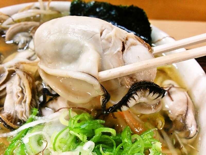 魚一 牡蠣リフトアップ
