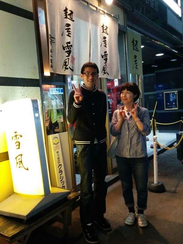 雪風すすきの本店 記念写真4