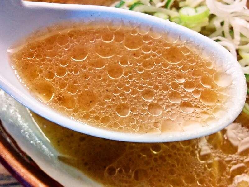 すみれ札幌本店 スープ