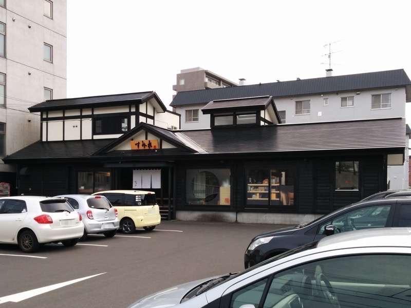 すみれ札幌本店 外観2