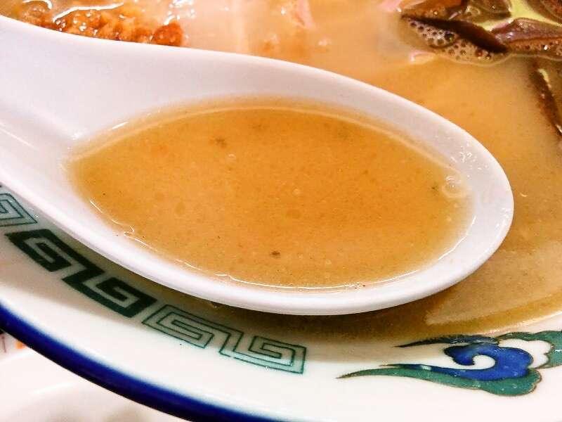 まるきよ亭 スープ