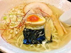マルイチ食堂-天草大王塩ラーメン