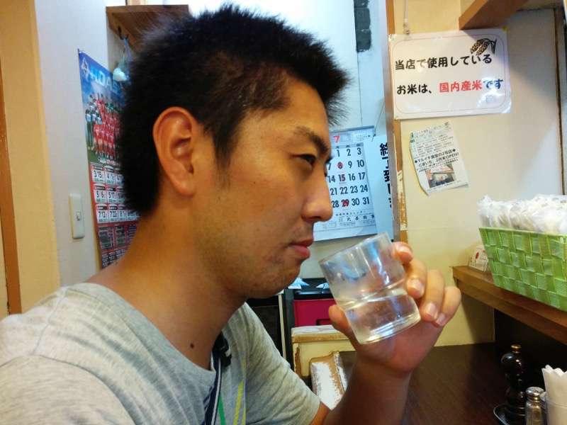 マルイチ食堂 ラーメンマン3