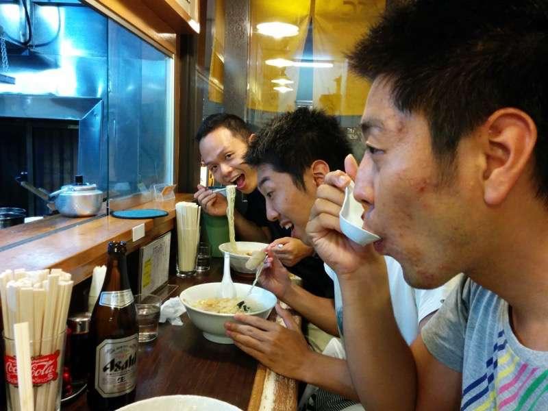 マルイチ食堂 ラーメンマン5