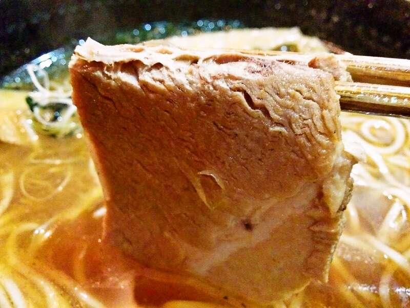 亜和麺 チャーシュー