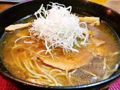 亜和麺-もっちりらーめん和風(醤油)