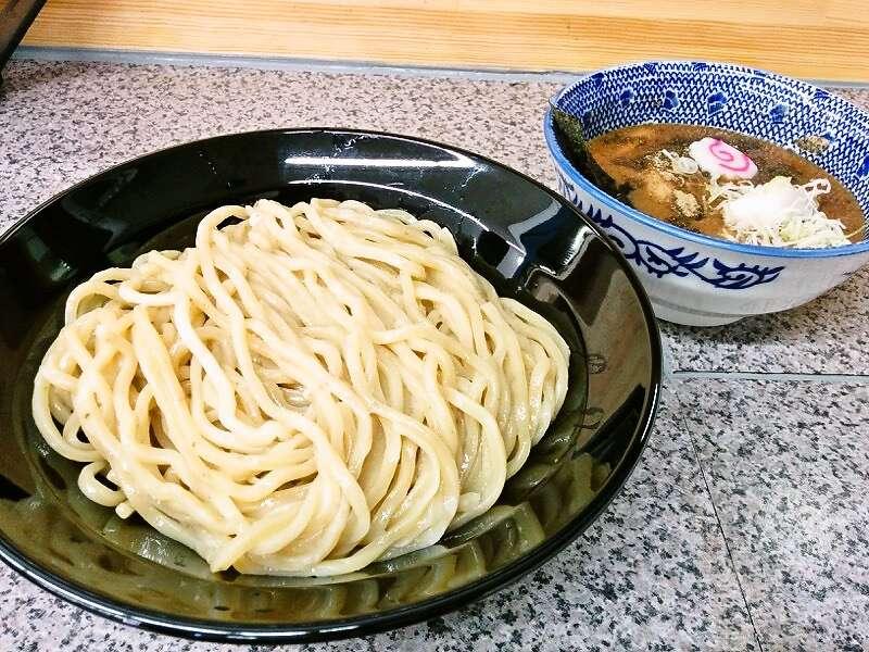 サキマサ つけ麺中盛